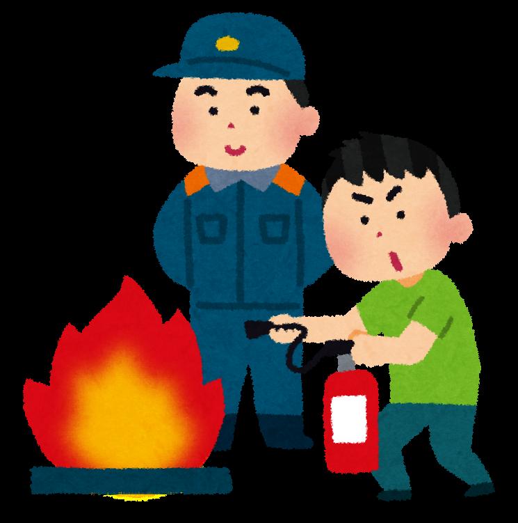 🚒昭和の森ハイツ自衛消防訓練実施🚒